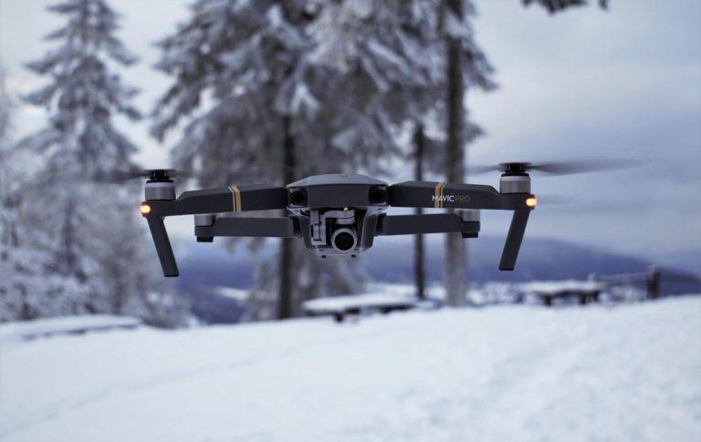 Na jakich bateriach latają wasze drony?
